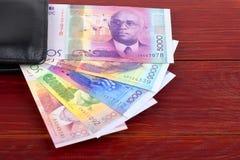 Kapverdisk Escudo i den svarta plånboken