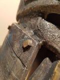 karłowaty hełma hobbit 45props Obrazy Stock