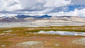 Kar jezioro Obrazy Stock