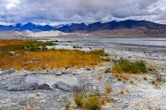 Kar jezioro w Ladakh Obraz Royalty Free