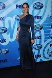 Kara DioGuardi at the American Idol Grand Finale 2010, Nokia Theater, Los Angeles, CA. 05-26-10 Stock Image