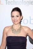 Kara DioGuardi na ação global concede a gala, Beverly Hilton Hotel, Beverly Hills, CA 02-18-11 Foto de Stock Royalty Free
