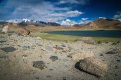 Kara Kul Lake Stock Photography