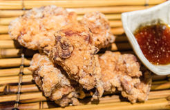 Karaage Royalty Free Stock Photo