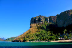 Karabi island resort Stock Photo