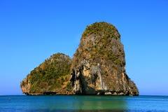 Karabi wyspa Zdjęcia Stock