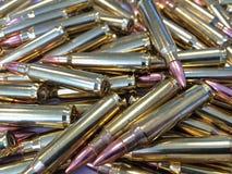 Karabinek amunicje Obraz Royalty Free
