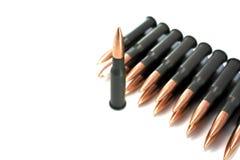 Karabinowe Amunicje Zdjęcie Stock
