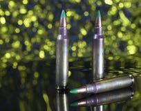 Karabinowe amunicje Obrazy Stock