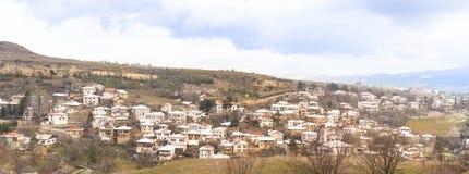 KARABUK, ТУРЦИЯ - 21-ОЕ ЯНВАРЯ 2016: Город Safranbolu стоковые фото