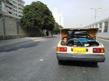 karachi stockbilder