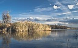 Karachunovskoe rezerwuar Fotografia Stock