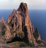 karadag βράχος στοκ φωτογραφίες με δικαίωμα ελεύθερης χρήσης