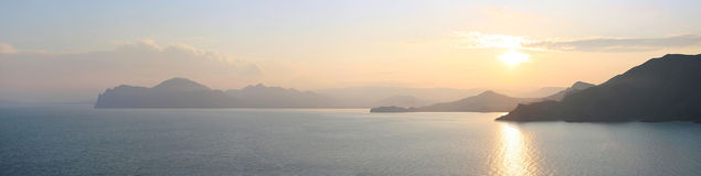 karadag góra Fotografia Royalty Free
