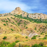 Karadag national park, Ukraine Royalty Free Stock Image
