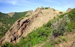 Karadag reserve Royalty Free Stock Photo