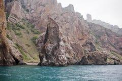 Karadag reserve in Crimea Royalty Free Stock Image