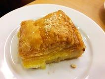 Karadeniz Dessert Laz Boregi. Traditional Food Stock Images