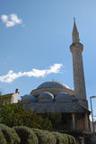 Karadjozbeg Mosque in Mostar Royalty Free Stock Photos