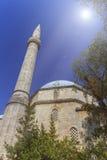 Karadoz Bey Mosque, Mostar, Bosnien och Hercegovina fotografering för bildbyråer