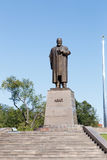 Karaganda, Kazakhstan - September 1, 2016: A monument to Abai Ku Royalty Free Stock Images