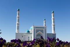 Karaganda oblast mosque. Karaganda, Kazakhstan Stock Photography
