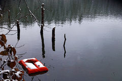 Karagol (schwarzer See), Artvin Aufblasbare Weste Stockbilder
