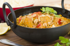 Karahi Gosht Stock Photo