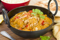 Karahi Gosht Royalty Free Stock Photography
