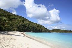 karaibów na plaży Zdjęcie Royalty Free