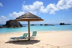 karaibów na plaży Obraz Stock