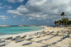 karaibów na plaży Obraz Royalty Free