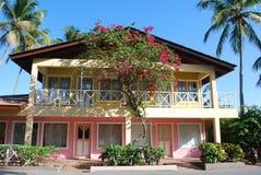 karaibski dom Zdjęcia Royalty Free