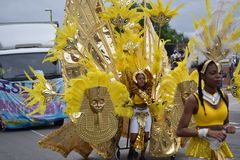 Karaibski festiwal Obrazy Royalty Free