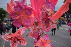 Karaibski festiwal Zdjęcia Royalty Free