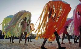 Karaibski karnawał zdjęcia royalty free