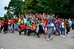 Karaibski karnawał Zdjęcie Royalty Free