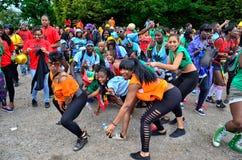 Karaibski karnawał Fotografia Royalty Free