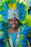 Karaibski karnawał Obraz Royalty Free
