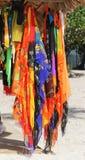 Karaibski pamiątkarski sklep zdjęcia royalty free