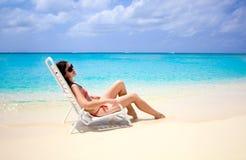 karaibski raj Obraz Stock