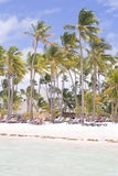 Karaiby plaża Obraz Royalty Free