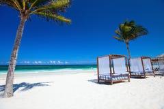 Karaiby plaża Zdjęcia Stock