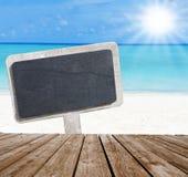 Karaiby sen z lazurową błękitne wody i biały piasek suniemy obraz royalty free