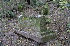 Karaite  gravestone Royalty Free Stock Photography