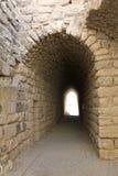 karak de la Jordanie de château Images stock
