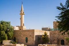 Karak Moschee Stockfotos