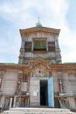 Karakol Kazachstan, Sierpień, - 23, 2016: Świętej trójcy ortodoks Obraz Royalty Free