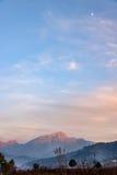 Karakoram berg, Pakistan Royaltyfri Bild