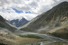 Karakoram Highway Stock Images